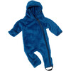 Isbjörn Cozy High Loft Kinderen blauw